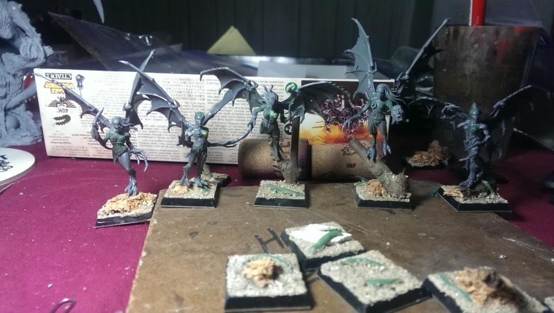 Slaanesh Chaos Furies