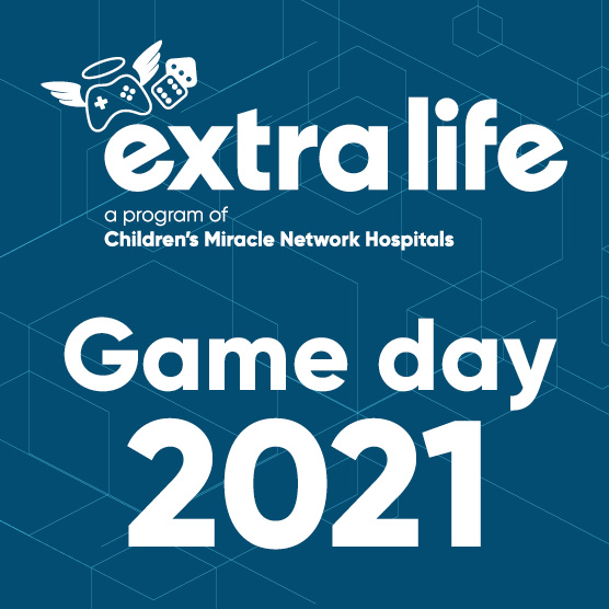 Extra Life Game Day 2021