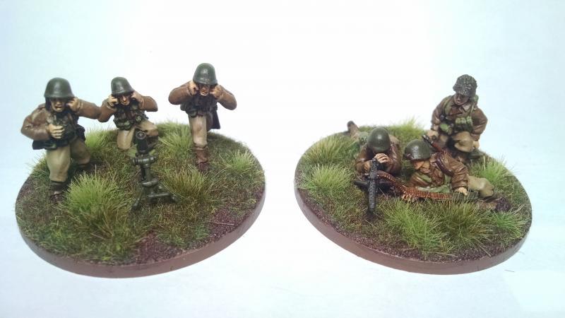 Weapon Teams