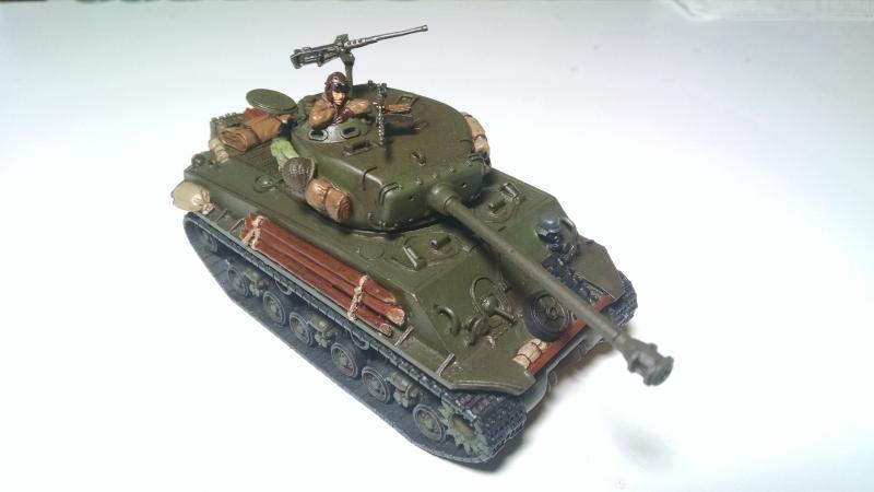 Sherman E8 76
