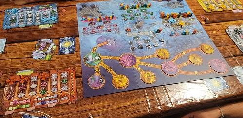 Image of Cryo Game Play