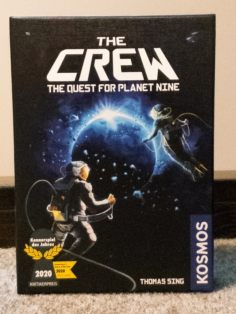 Image of The Crew: The Quest for Planet Nine