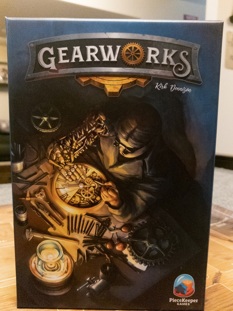 Image of Gearworks game box