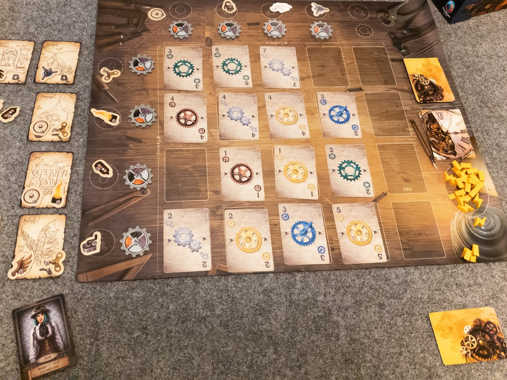 Image of Gearworks game play