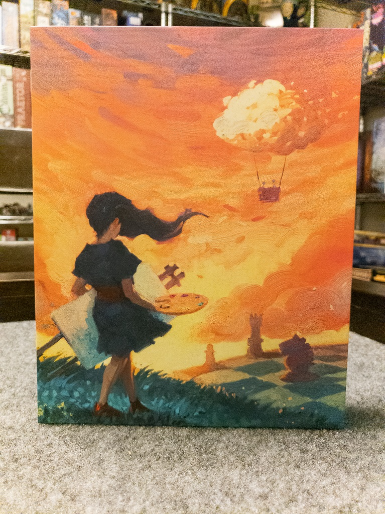 Image is of Canvas Game Box Art