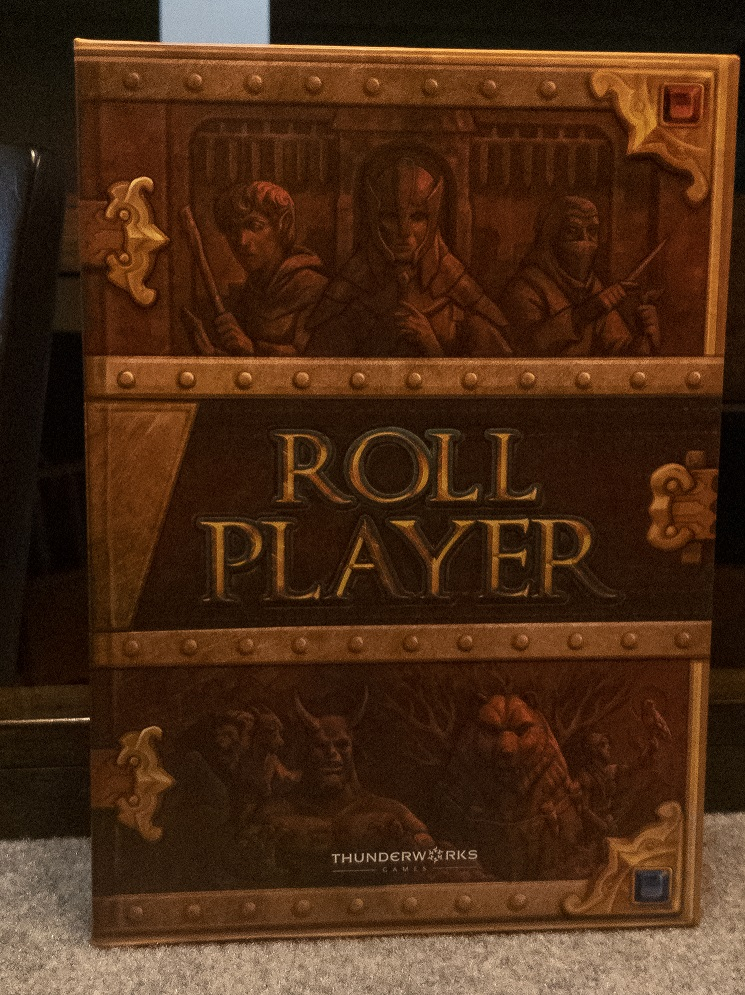 Image of Roll Player Box
