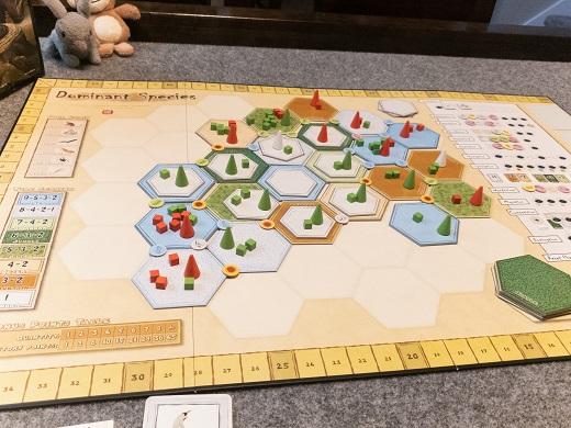 Dominant Species - End Game